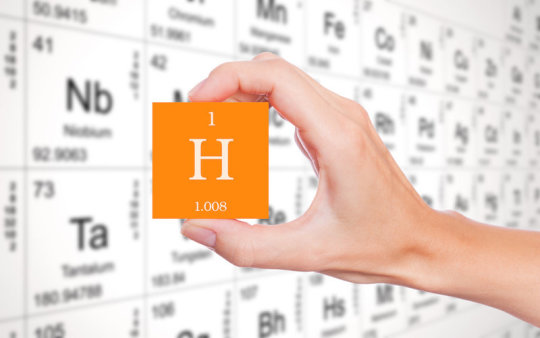 Major step forward in the production of 'green' hydrogen