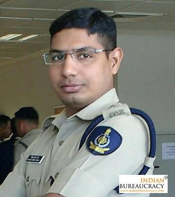 Manish Kumar Verma IPS