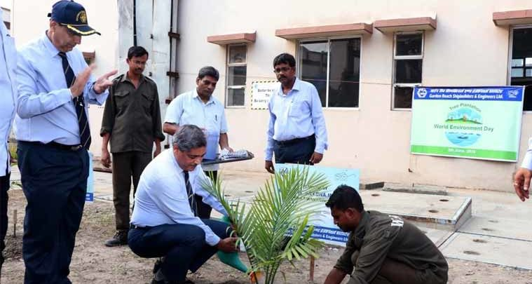 Ministry of Railways observes World Environment Day
