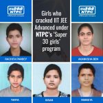 NTPC's 'Super 30 Girls' shine at IIT JEE