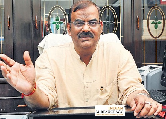 Nagendra Prasad Singh IAS