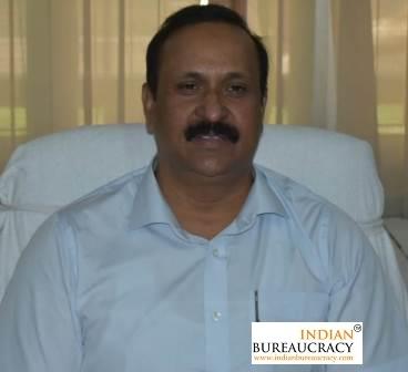 Om Prakash Arya IAS