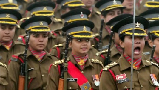 Recruiting Women in Armed Forces