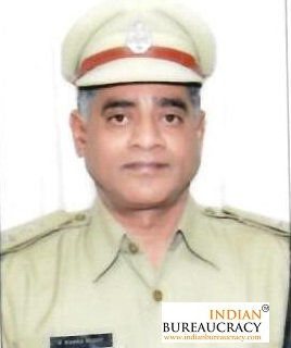 S Ranga Reddy IPS