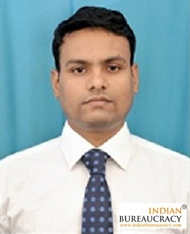 Shekhar Kumar Chaudhary IAS