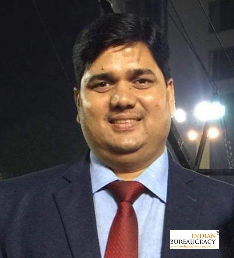 Shesh Mani Pandey IAS