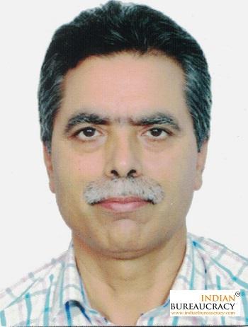 Ved Prakash Dudeja IRSE