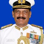 Vice Admiral Dinesh K Tripathi