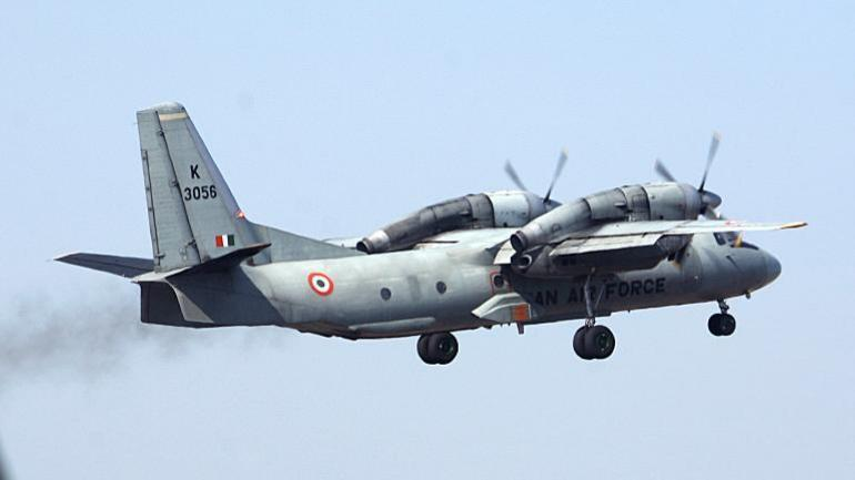 Wreckage of Missing An-32 Aircraft Located