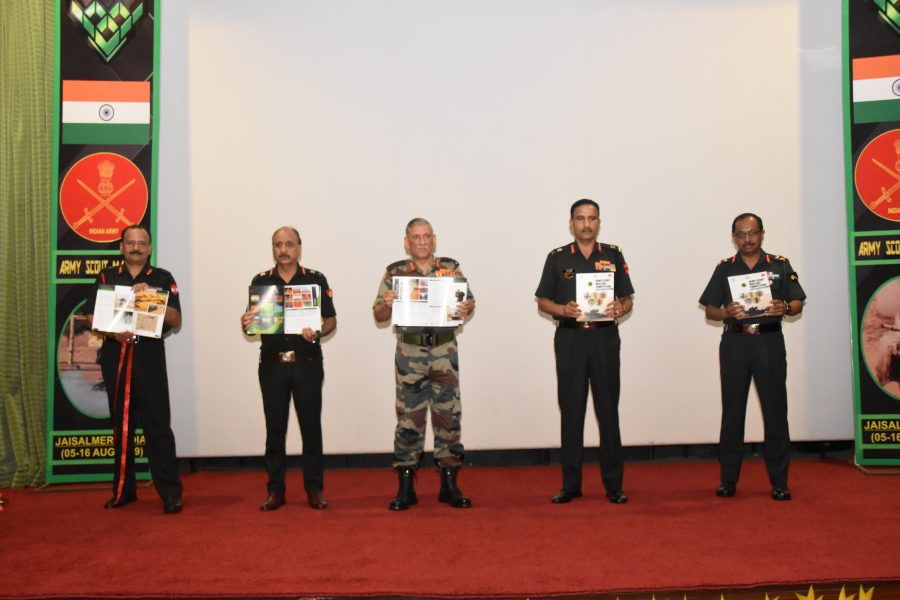5th Army International Scout Masters Competition
