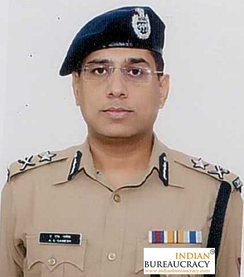 A SATISH GANESH IPS