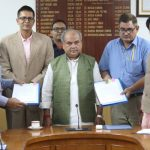 Agriculture Ministry signs a Statement of Intent with IBM