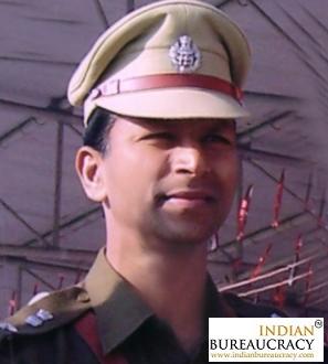 B Chandra Sekhar IPS