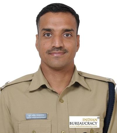 Ghuge Sandip Bhagwanrao IPS