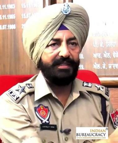 Gurpreet Singh IPS