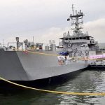 LCU L-56 Commissioned into the Indian Navy