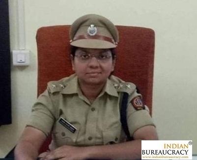 N Bhagyashri Baburao IPS