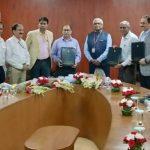 NRDC inks four technology licensing agreement