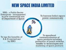 New Space India Limited (NSIL)