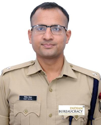 Nimit Goyal IPS