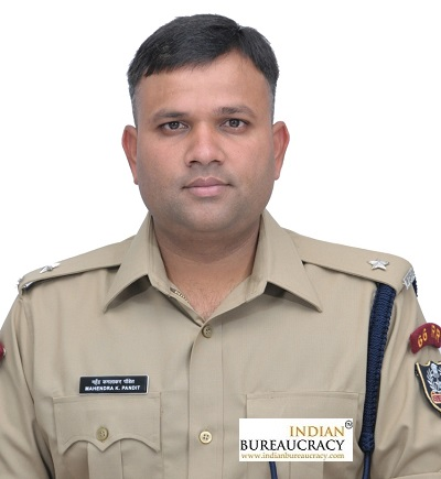 Pandit Mahendra Kamalakar IPS MH