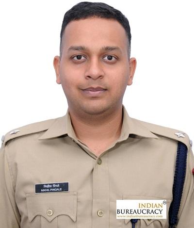 Pingale Nikhil Nandakumar IPS