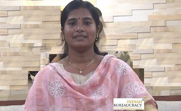 Priyanga M IAS