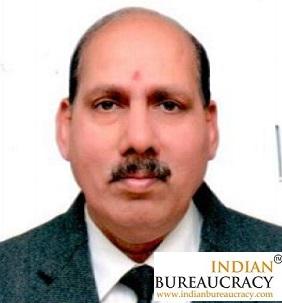 Ram Manohar Mishra IAS