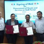 SAIL becomes first CPSE to enter into MoU with GeM