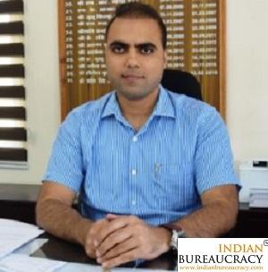 Sandeep Singh IAS