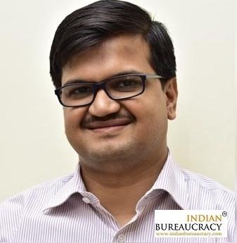 Shantanu Goel IAS