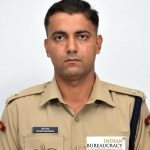 Shinde Mangesh Popatrao IPS MH