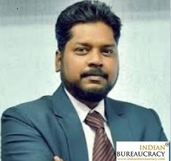 Sibi Chakkravarthy M IAS