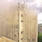 fire incidents in BSNL,MTNL buildings in Delhi, Mumbai & Kolkata