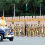70th Batch of Indian Police Service Probationers Passing out Parade