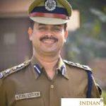 Amitendra Nath Sinha IPS