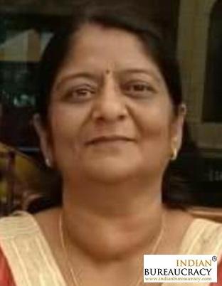 Aradhana Saxena IAS