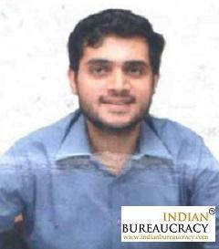 Arjun Sharma IAS AGMUT