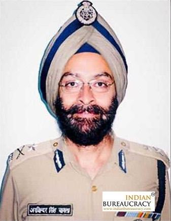 Arshinder Singh Chawla IPS