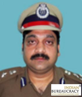 Asheet Kumar Panigrahi IPS