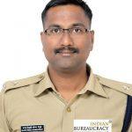 Bharat Reddy Bomma Reddy IPS AGMUT