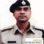 Chetan Singh Rathor IPS
