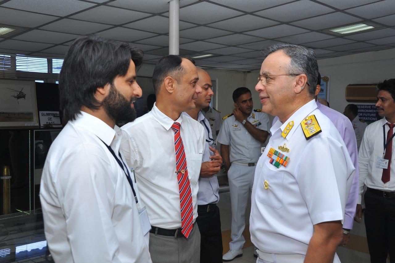 Defence Correspondents Course – 2019
