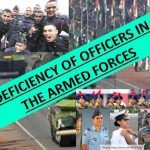 Deficiency of Officers in the Armed Forcesbackground