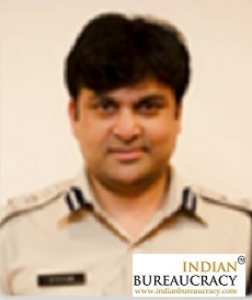 Diptesh Kumar Pattanayak IPS