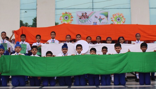 Directives for cent percent presence of students in Independence Day Celebration programme