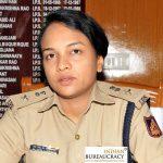 Divya V Gopinath IPS