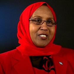 H E Ms Faduma Abdullahi Mohamud