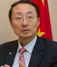 H E Sun Weidong