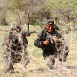 Indian Army Team Continues